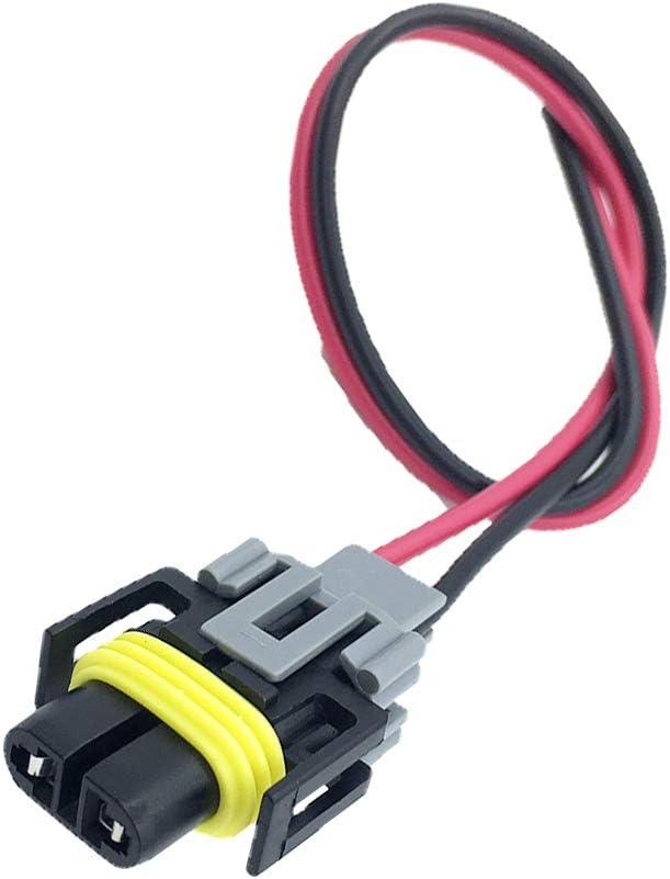 1x Harness Adapter for VSS Vehicle Speed Sensor 700R4 TPI