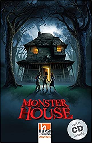 Monster House, mit 1 Audio-CD. Level 2 (A1/A2)