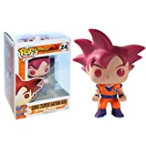 Funko POP! Anime: Dragonball Z Super Saiyan God Goku Vinyl Figure
