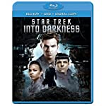 Cover Image for 'Star Trek Into Darkness (Blu-ray + DVD + Digital Copy)'