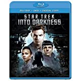 Star Trek Into Darkness (Blu-ray + DVD + Digital HD)