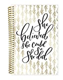 bloom daily planners 2019-2020 Academic Year Day Planner Calendar- Passion/Goal Organizer - Weekly/Monthly Dated Agenda Book - (August 2019 - July 2020) - 6' x 8.25' - Writefully His