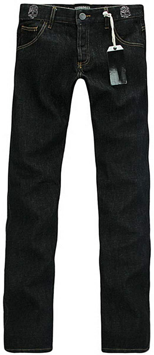 [ハイドロゲン]メンズ デニムパンツ ジーンズパンツ メンズ カジュアルパンツ カーゴパンツ ロングパンツ HYDROGEN B7433 [並行輸入品]