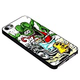 Rat Fink Hot Rod Big Daddy for Iphone Case (iPhone 6 plus black)