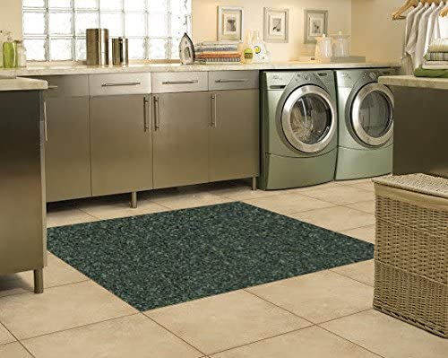 Round 9 Sage Indoor Polyester Area Rug Carpet Home area rugs, runner, rectangle, square, oval and round. Bond on all four sides.
