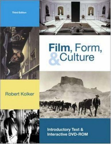 Film, Form, and Culture w/ DVD-ROM -