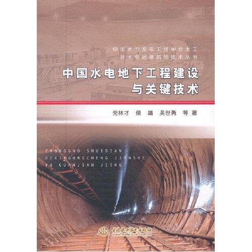 Chinese hydroelectric underground engineering construction and valve key technique(Chinese hydroelectric engineeing academic association aqua work and hydroelectric stand building technique series) (Chinese edidion) Pinyin: zhong guo shui dian di xia gong cheng jian she yu guan jian ji shu ( zhong guo shui li fa dian gong cheng xue hui shui gong ji shui dian zhan jian zhu wu ji shu cong shu )
