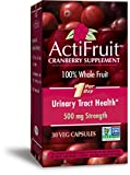 Enzymatic Therapy Actifruit Cranberry Supplement 30 Veg Capsules Review