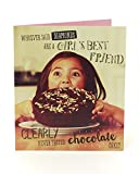 Funny Humorous Birthday Card for Her - Diamonds are a Girls Best Friend
