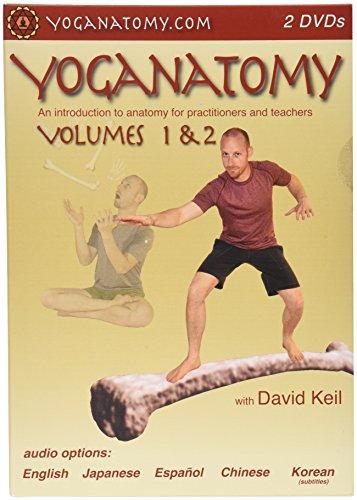 Yoganatomy, Vol. 1 & 2 ()