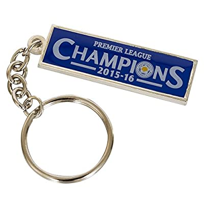 Leicester City Champions Keyring - One Size