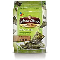 12-Pack Annie Chun's Roasted Seaweed Snacks