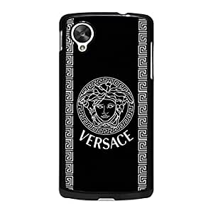 Luxury Fashion Versace Cell Phone Case Customised Fine Versace Series Phone Case for Google Nexus 5