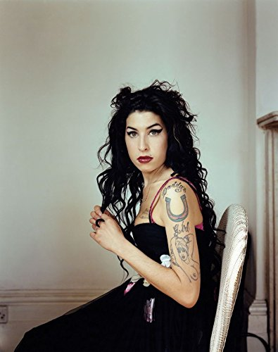 007 Amy Winehouse 24x30 inch Silk Poster Aka Wallpaper Wall Decor By NeuHorris