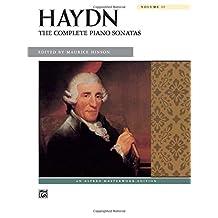 Haydn - The Complete Piano Sonatas, Vol 2: Comb Bound Book