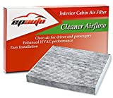 #3: EPAuto CP134 (CF10134) Honda & Acura Premium Cabin Air Filter includes Activated Carbon