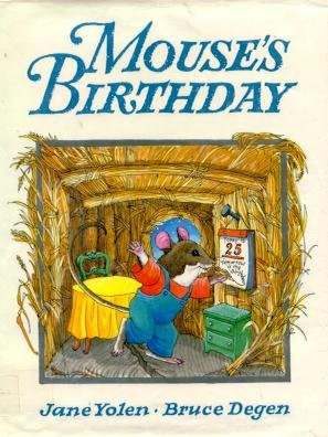 Download Mouse's Birthday PDF