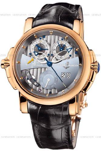 Ulysse Nardin 676-85 - Reloj de pulsera hombre