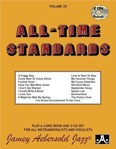 - All-Time Standards (Book & CD)