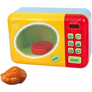 Amazon.com: Miele Horno de microondas: Toys & Games