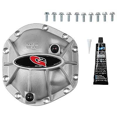 G2 Axle & Gear 40-2033AL G-2 Aliminum Differential Cover: Automotive