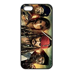 Pirates of the Caribbean Design Personalized Fashion High Quality Cool For Iphone 5S