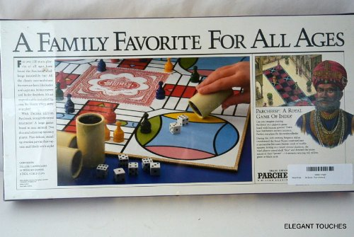 Deluxe Parcheesi for sale  Delivered anywhere in USA