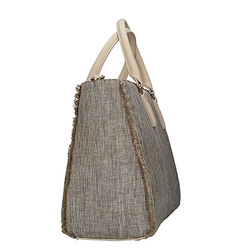 9694b16a9268a ... 40x43x23 centimeters Trussardi Jeans Damen Ischia Textil Tote Bag
