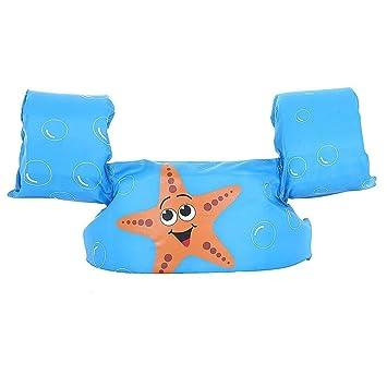 Ruiuzi Natación Brazaletes Chaleco Flotador Chaqueta de Piscina Flotador de natación Accesorios para Que los niños