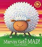 Marvin Gets MAD!, Joseph Theobald, 0747594864