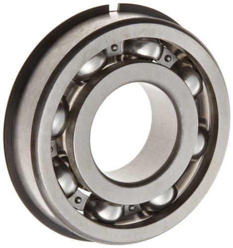 6307NR Ball Bearing, 35x80x21 mm, Snap Ring, Open