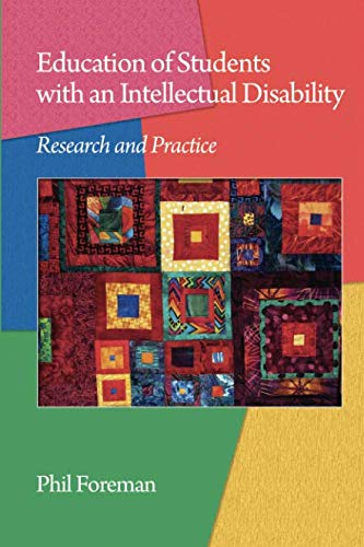 Education of Students with an Intellectual Disability: Research and Practice (NA)