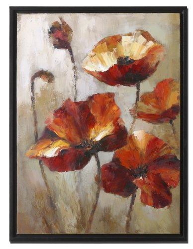 (Uttermost 34223 Window View Floral)