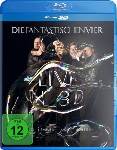 Die Fantastischen Vier - Fantastischen Vier: Live in 3D (Germany - Import)