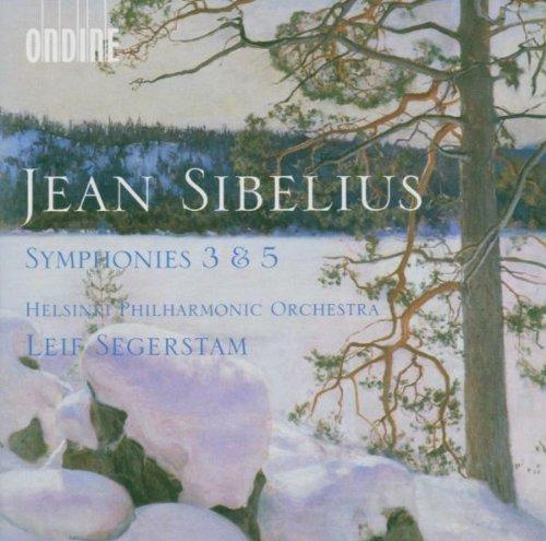 Sibelius: Symphonies Nos. 3 & 5 ~ Segerstam - Nos Sibelius Symphonies