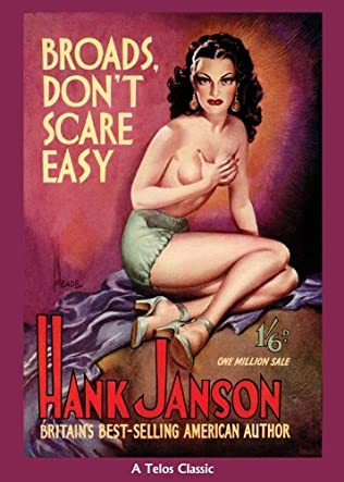 book cover of Broads Don\'t Scare Easy