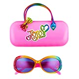JoJo Siwa Rainbow Rhinestone Sunglasses with Case