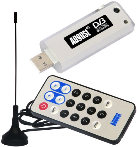 AUGUST USB FREEVIEW TV RECEIVER DVB-T201 DRIVERS (2019)