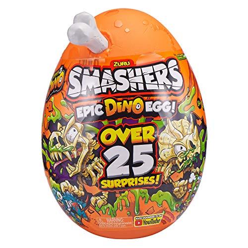 - Smashers Epic Dino Egg Collectibles Series 3 Dino (T-Rex) by ZURU