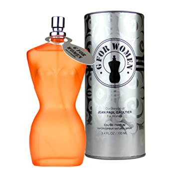 5281f22adba Amazon.com  G for WOMEN 3.4oz EDP-SP(impression perfume of JEAN PAUL  GAULTIER)  Beauty