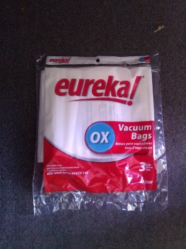 Amazon.com - Eureka Style OX Vacuum Cleaner Bags, 3-Pack ...