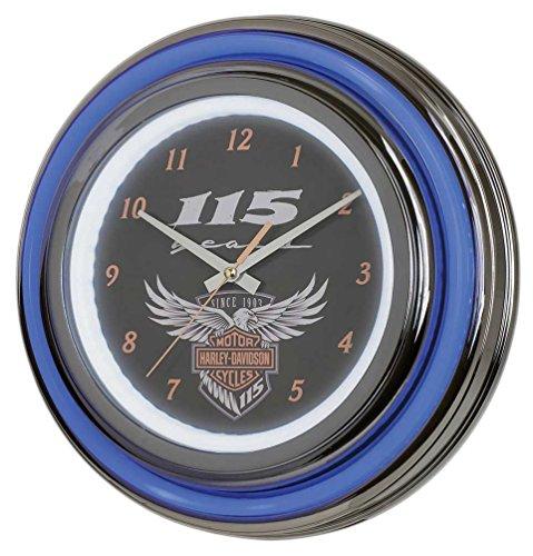 Harley Davidson Clocks - 8