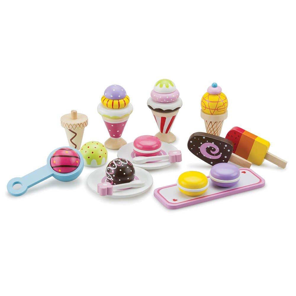 New Classic Toys Eiscreme Set
