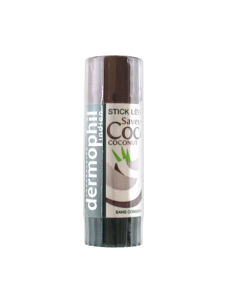 Dermophil Indien Stick Lèvres 4 g - Coco LABORATOIRE DERMOPHIL INDIEN 6973A