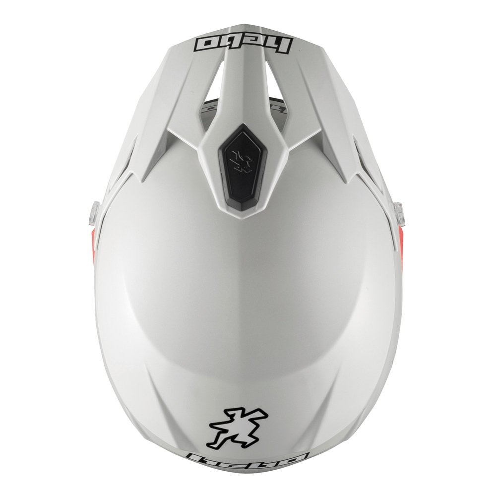 HEBO Trial Zone 5 Casco Blanco Talla S