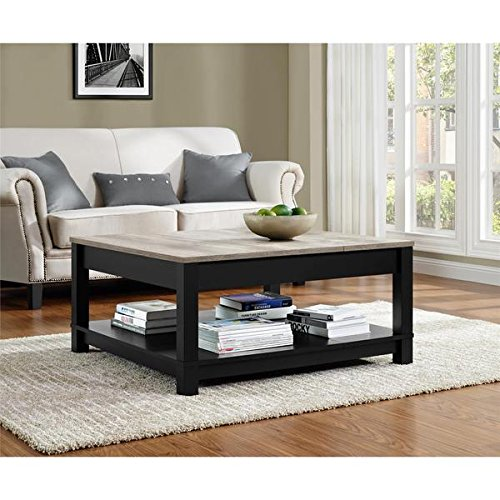 Best Prices For Altra Furniture Carver Coffee Table