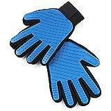 DWGALAXY Pet Grooming Mitt Brush Glove 2pack