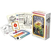Deals on House of Danger A Choose Your Own Adventure Strategy Board Game