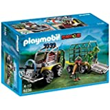 PLAYMOBIL Transport Vehicle with Baby T-Rex