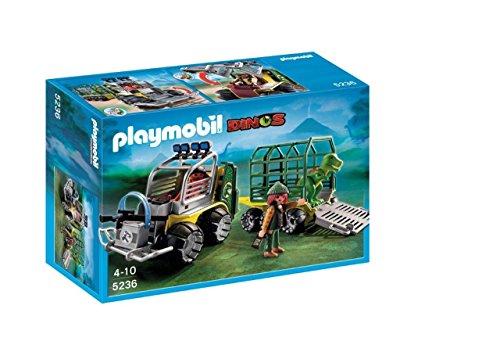 Playmobil-Dinosaurios-Vehculo-con-beb-T-Rex-5236